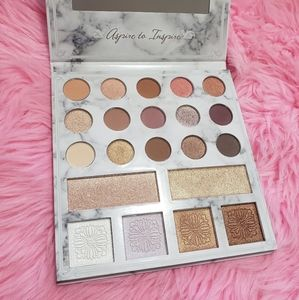 BH COSMETICS Carli Bybel deluxe pallete